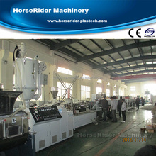 Plastic strap extruding machine for PET PP PE packing band