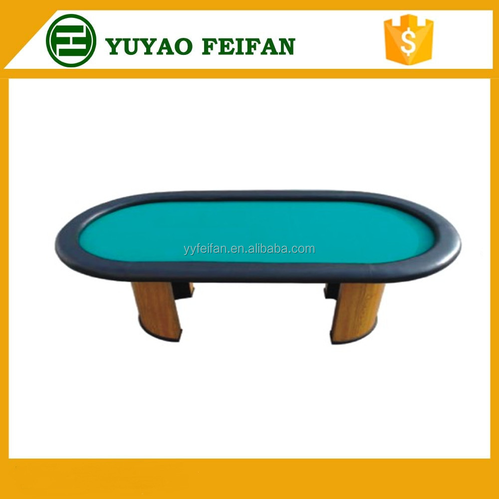 High quality stylish poker table cover poker table top