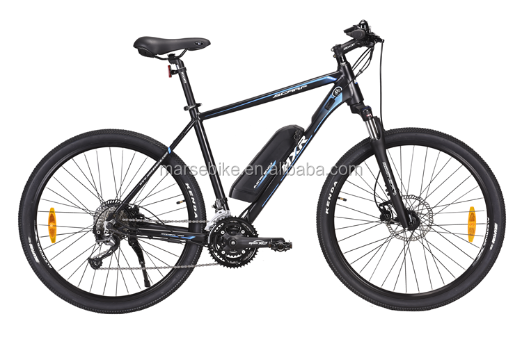 Bafang rear motor 21 speed electric used mountain bikes