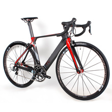 2017 super light aero carbon bicycle bike road with rims brake