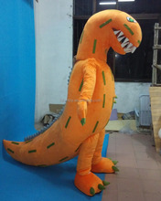 Funtoys CE funny Used custom made Dinosaur mascot Costumes For Sale