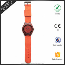 Branded Wooden Watch Japan Movt Quartz Watch New Fashion Man Lady Wood Watch
