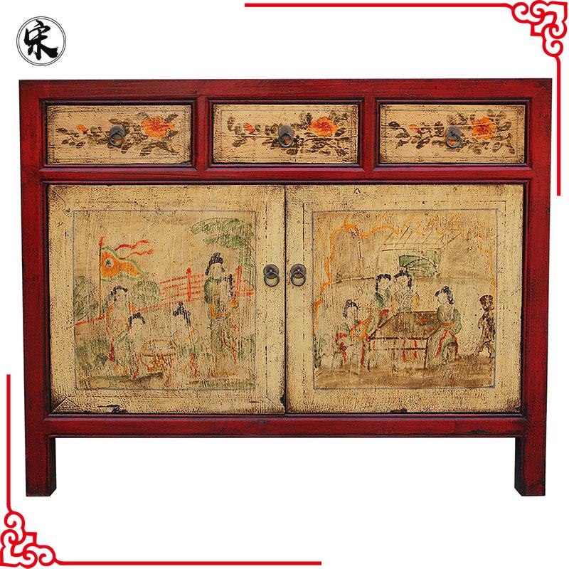 Acheter des lots d 39 ensemble french moins chers galerie d for Meuble antique chinois