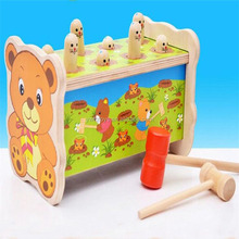 factory produce children most favorite best selling kids educational wooden puzzle toys