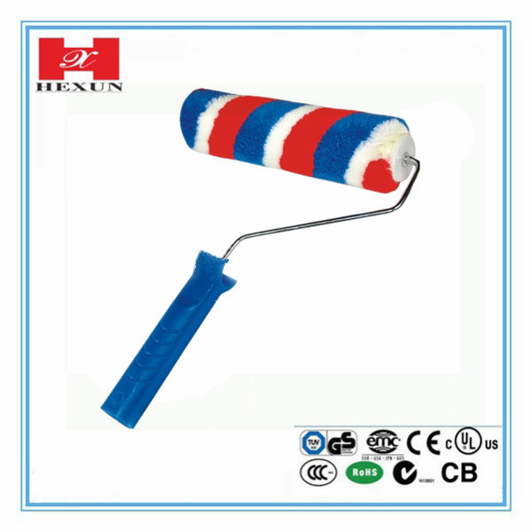 China factory different design paint running roller