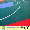 Popular Multi-use Excellent modular tile Frendly PP Interlock Basketball Sports Floor Roller Ball Flooring