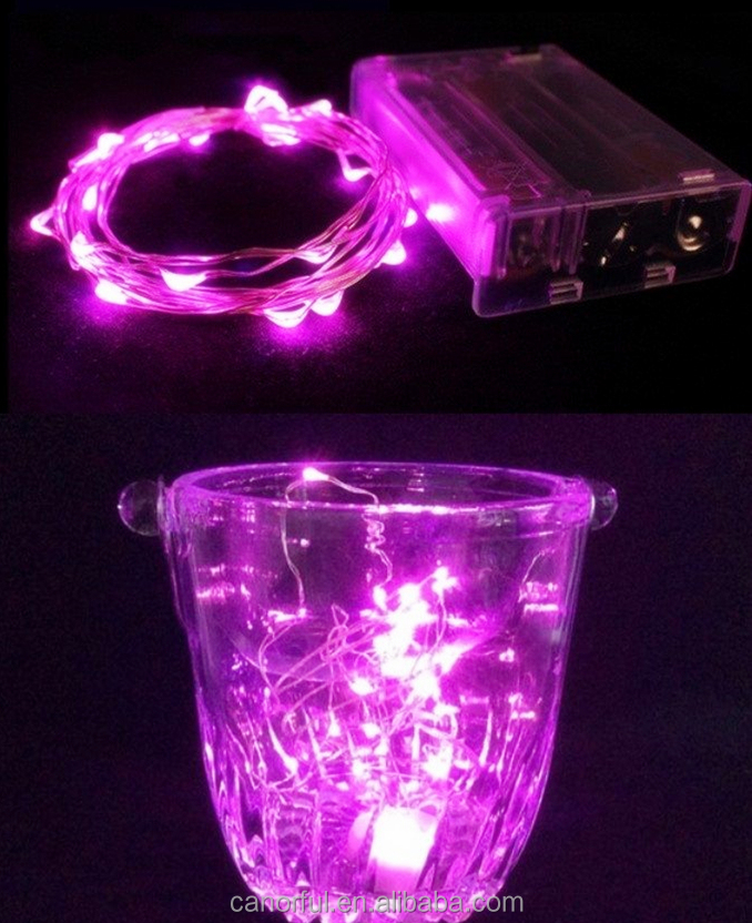 Where Can I Buy Battery Operated Lights 3xaa Battery Operated Remote Copper Wire Led Www