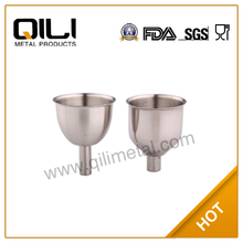 SGS Certificated Stainless Steel 304 Small Whiskey Funnel