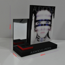 Custom Factory Design Acrylic Mac Lipstick Holder