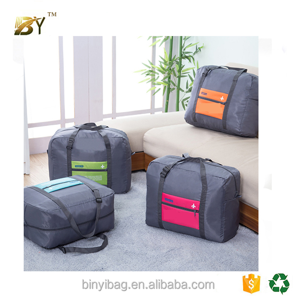 New Design Foldable Storage Luggage Clothes Portable Bags Travel Storage Bag