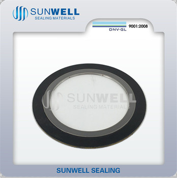 Inconel600 Alloy of Spiral Wound Gaskets Materials (Sunwell seals)