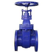 Metal Seat NRS Type Cast Iron BS5150 Gate Valve