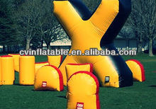 Inflatable paintball bunkers sale