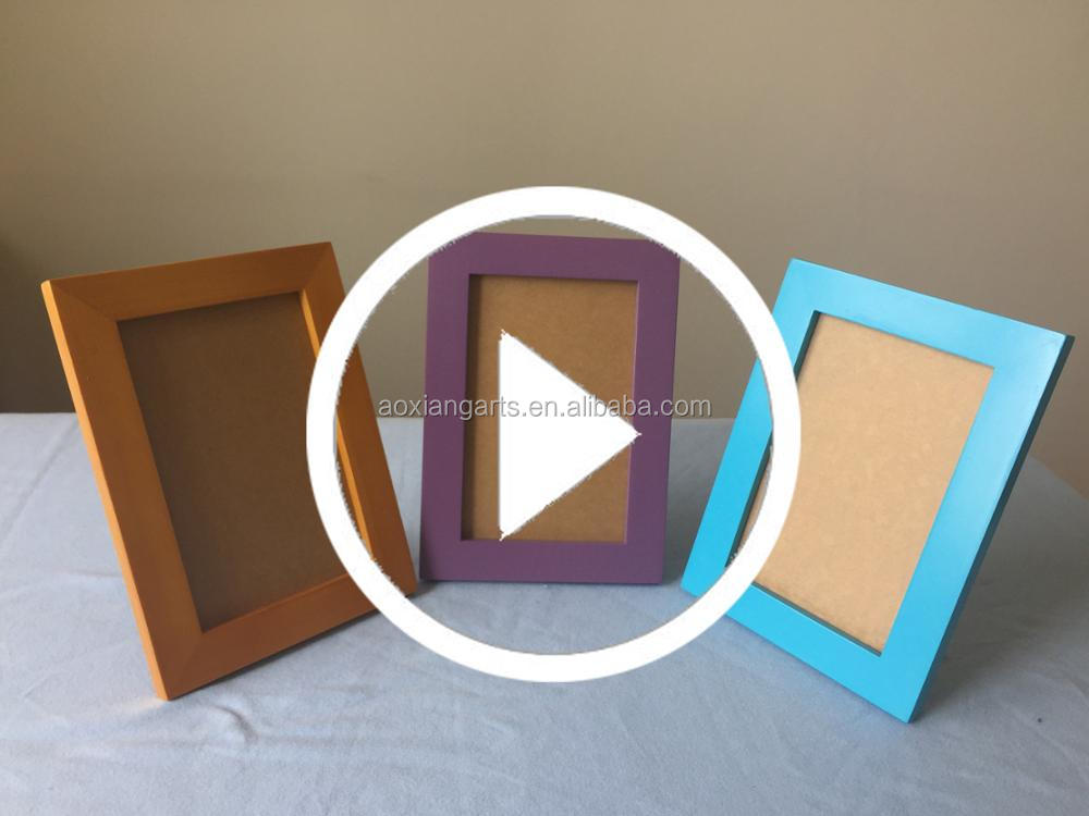 Popular Design Handicraft Wholesale Wood Crafts Online Photo Frames