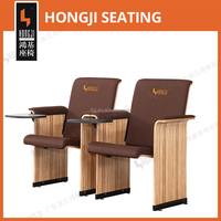 Simple Europen design auditorium chair seat HJ9915-M Chinese factory for sales