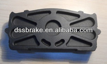 BRAKE PAD WVA 29115 FOR Mercedes - Benz mann