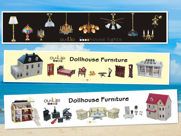 1:12 Dollhouse Living Room Fancy Parlor Sofa Couch Furniture Miniatures