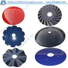 Disc plow parts Round plow disc blade