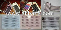 Individual eyelash/ flare eyelash/ single eyelash extension