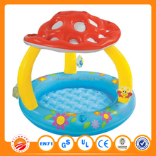 Inflatable kids plastic swimming pool,portable plastic baby swimming pool toys,baby swimming pool supplies