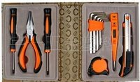 BMC case 3 fold New 26pcs tool kit
