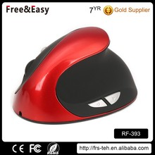 Latest computer models wireless vertical mouse/ergonomic mouse