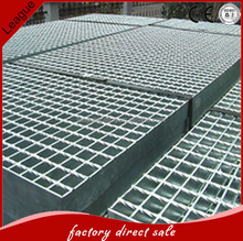 carbon steel aluminum metal drain floor grating