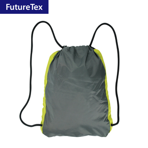 Alibaba Waterproof Nylon Drawstring Backpack Sports Gym Bag Women 1ebadfec66