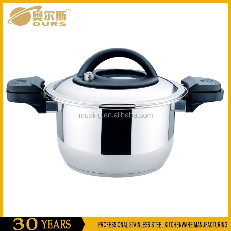 20/22/24/28cm fissler stainless steel commerial pressure cooker