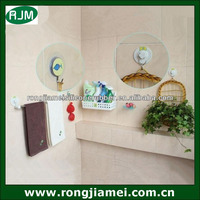 New design hook silicone reusable traceless magic wall hook