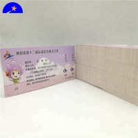 Thermal,bond,art paper card, airline boarding pass, entrance ticket, clothing hang tag