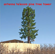 Antenna telecom pine tree tower Cell Phone tower China Manufacturers