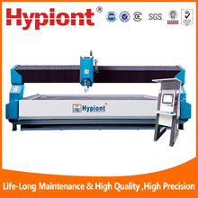 Waterjet for tiles cutting with CE TUV applied Standard JIS-R no.3211-1998