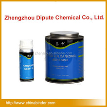 two components conveyor belt adhesive for cold vulcanizing repair