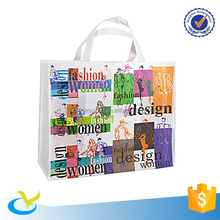 advertising heavy duty cheap non woven eco shopping tote bag for promotional