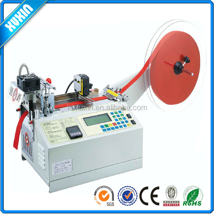 All export products double shafts double knives automatic tape cutting machine