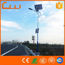 Outdoor highway system LED module for street light, solar powered light