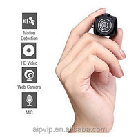 Smallest mini dv 2.0MP digit camera SLR micro camera traffic recorder toy key chain mini DVR Y2000 thumb size camcorder 640*480P