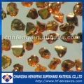 synthetic amber cbn diamond powder suitable for machining ferrous metals