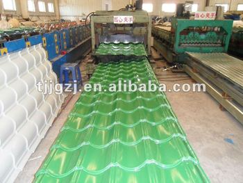 PE paint roofing Metal tile
