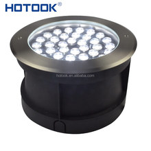 5 Year warranty Stainless Steel Cover Trees flag lights blue IP67 IP68 Landscape led inground uplight