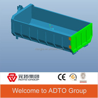 Good price garbage transport vehicle garbage collection vehicle