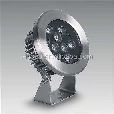 [High quality] Diameter <strong>139</strong> round stainless steel IP68 9W led underwater light