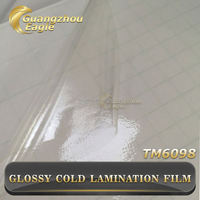 High Quality Water Proof Cold Lamination Film With 3D Special Effect
