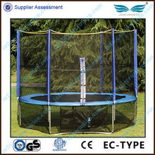 Best selling new trend high quality outdoor exercise gymnastics backyard king trampoline