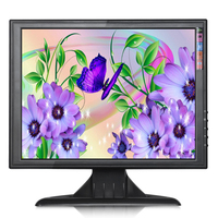 15 inch TFT LCD Computer Display HD Monitor