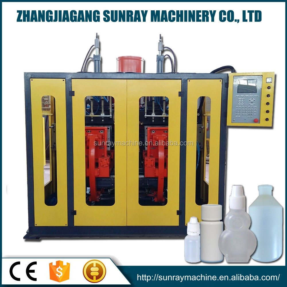 Yes Automatic and Bottle Application small plastic products making machine