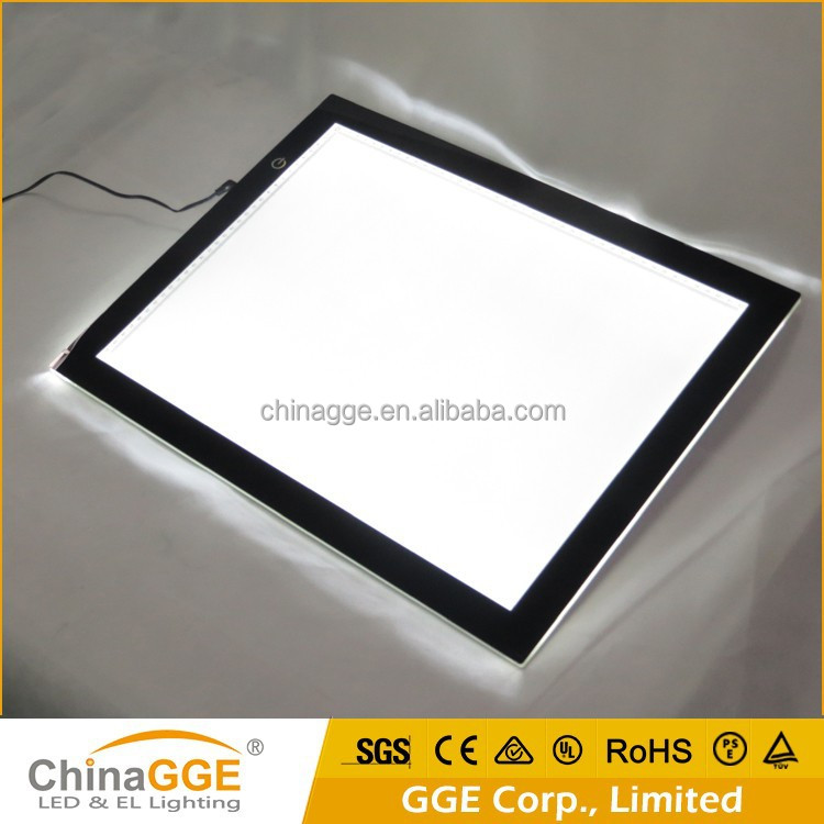 Acrylic Panel Animation Drawing LED Light Pad