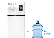 9 stage 400gallon dehumidification reverse osmosis air water purifier system/air purify machines for home