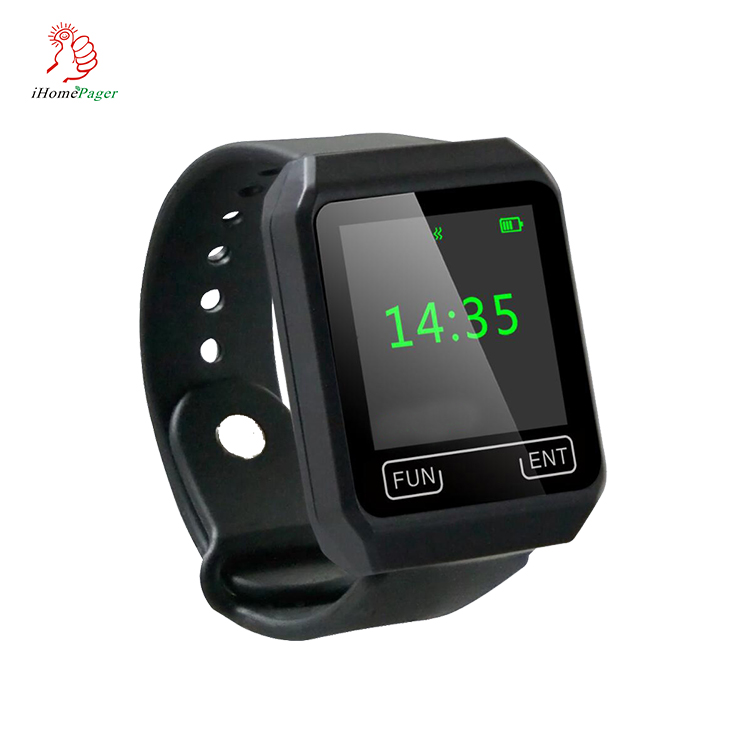 Nouveau design meilleur prix système de téléavertisseur sans fil étanche écran tactile montre-bracelet récepteur téléavertisseur - ANKUX Tech Co., Ltd